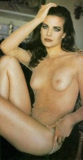 Terry Farrell nude in Unknown Magazine