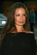 Holly Marie Combs in see through top