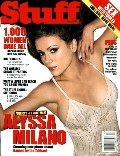 Alyssa Milano in STUFF