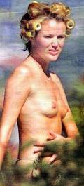 natural c breast