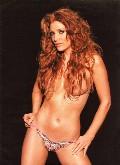 Angelica bridges nude in playboy
