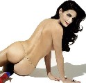 Angie Harmon in Hollywood Pinups
