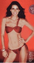 Has Angie Harmon Ever Been Nude