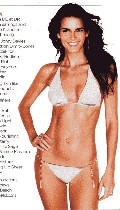 Angie Harmon in Shape