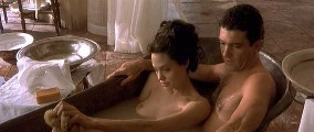 Angelina Jolie nude in Original Sin
