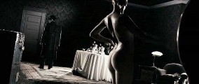 Eva Mendes nude in The Spirit