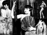 Louise Brooks nude in nude photo shoot