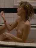 Bridget Fonda nude in Aria