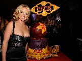 Britney Spears in Britney Spears 27th birthday party