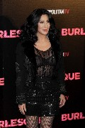 Cher in Burlesque premiere