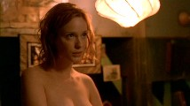 "Christina Hendricks in ""Firefly"""