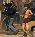 from Rogelio halle berry nude on set