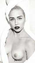 Simply Has miley cyrus been nude but