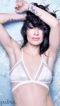 Lena Headey in Esquire