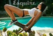 Daniela Ruah in Esquire