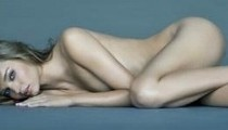Miranda Kerr nude in Russell James photoshoot