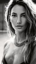 Lily Aldridge in Tatler UK