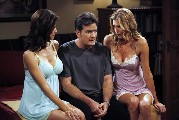Jennifer Bini Taylor in Two and a Half Men