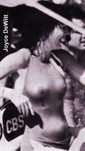 Actress joyce dewitt nude indefinitely