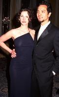 Julia Roberts In See Through Dress