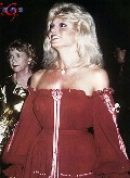 Loni Anderson in see through