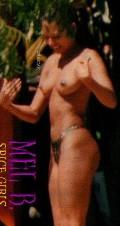 Melanie Brown Fake Nude