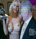 Pamela Anderson nude in Hugh Hefner's Birthday Party