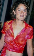 Robin Tunney in see through top