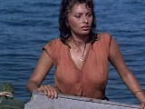 Sophia Loren in Boy on a Dolphin