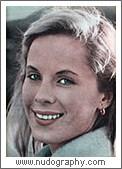 Bibi Andersson  nackt