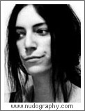 Patti Smith Nude