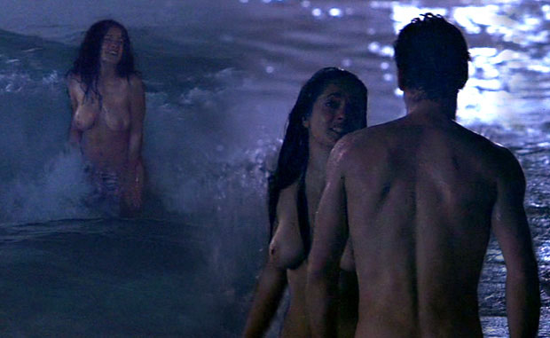 Protest against Salma hayek nude ask the dust apologise