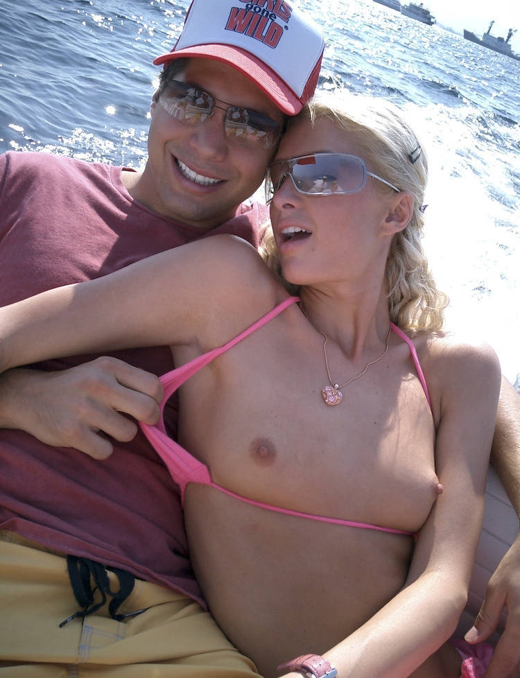 Paris Hilton sex tape scandal part two - picture ...