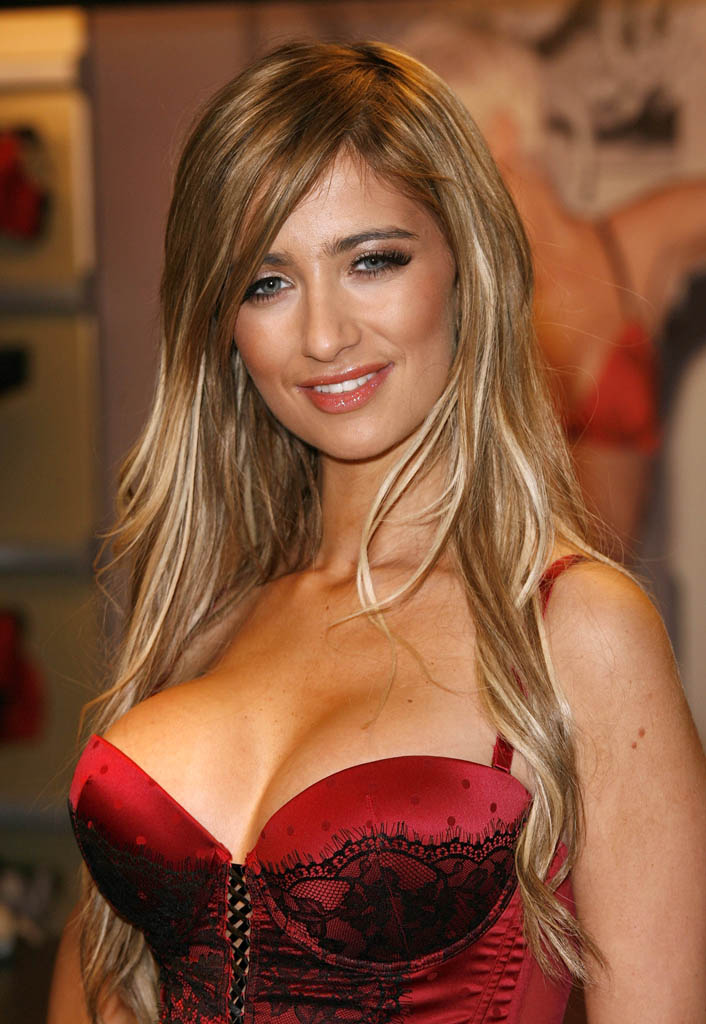 Chantelle houghton and breasts