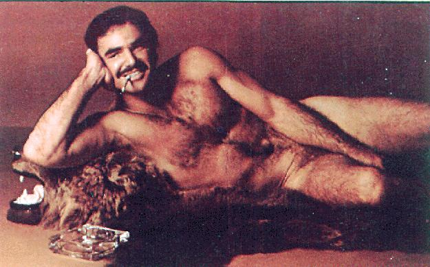 Burt reynolds nude photo