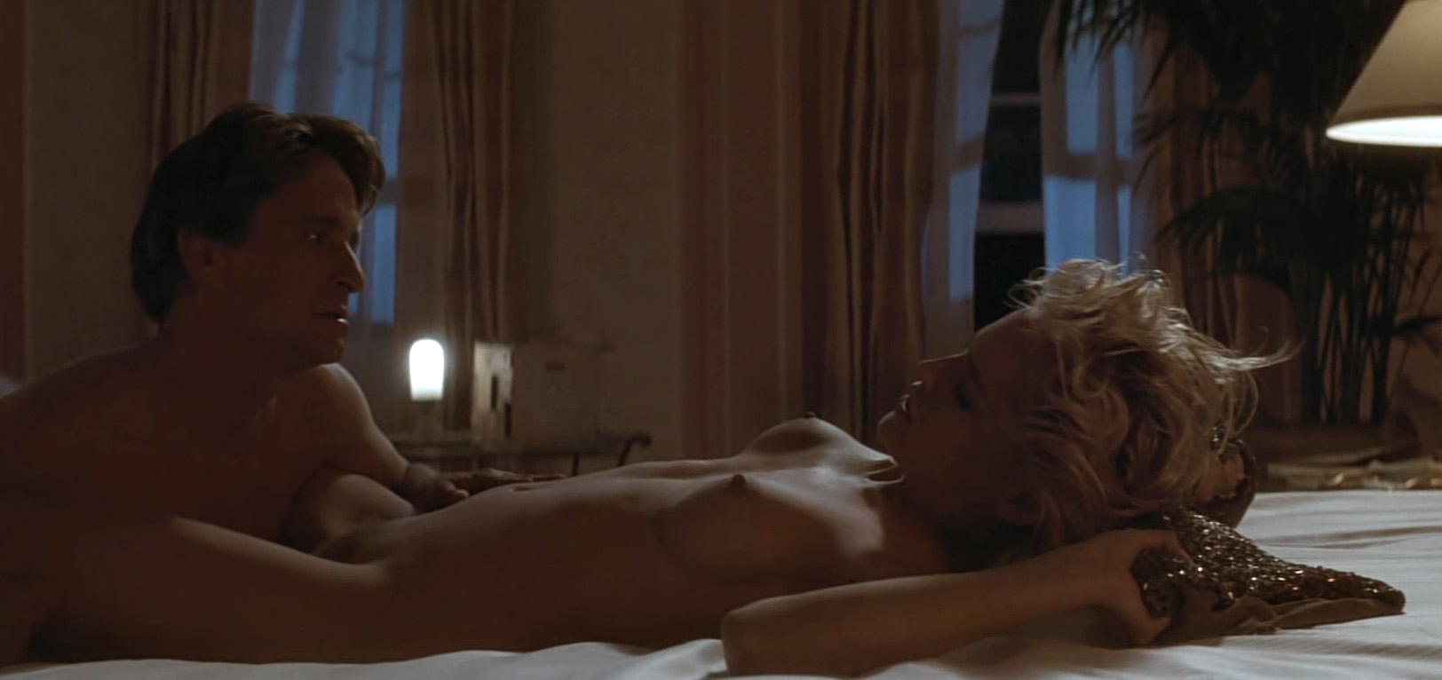 Basic instinct sex scenes