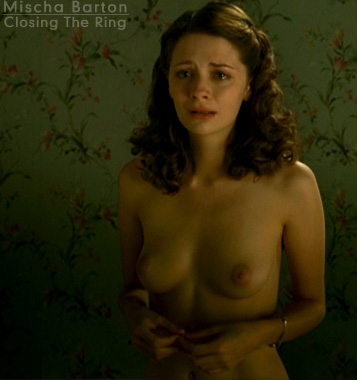 Naked Mischa Barton in The OH in Ohio ANCENSORED