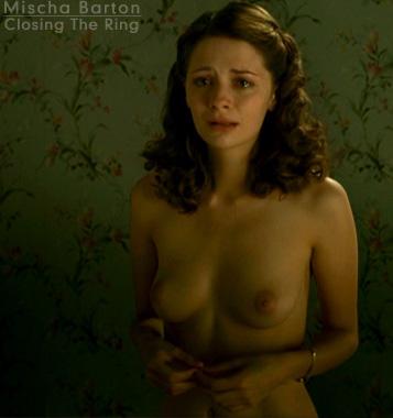 nude scene barton Mischa