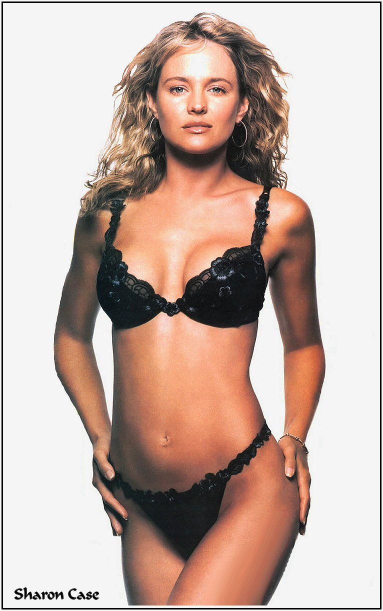 Sharon case nude pics