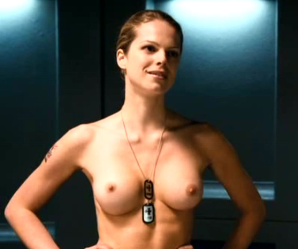 Nude caps from Starship Troopers 3: Marauder - picture ...