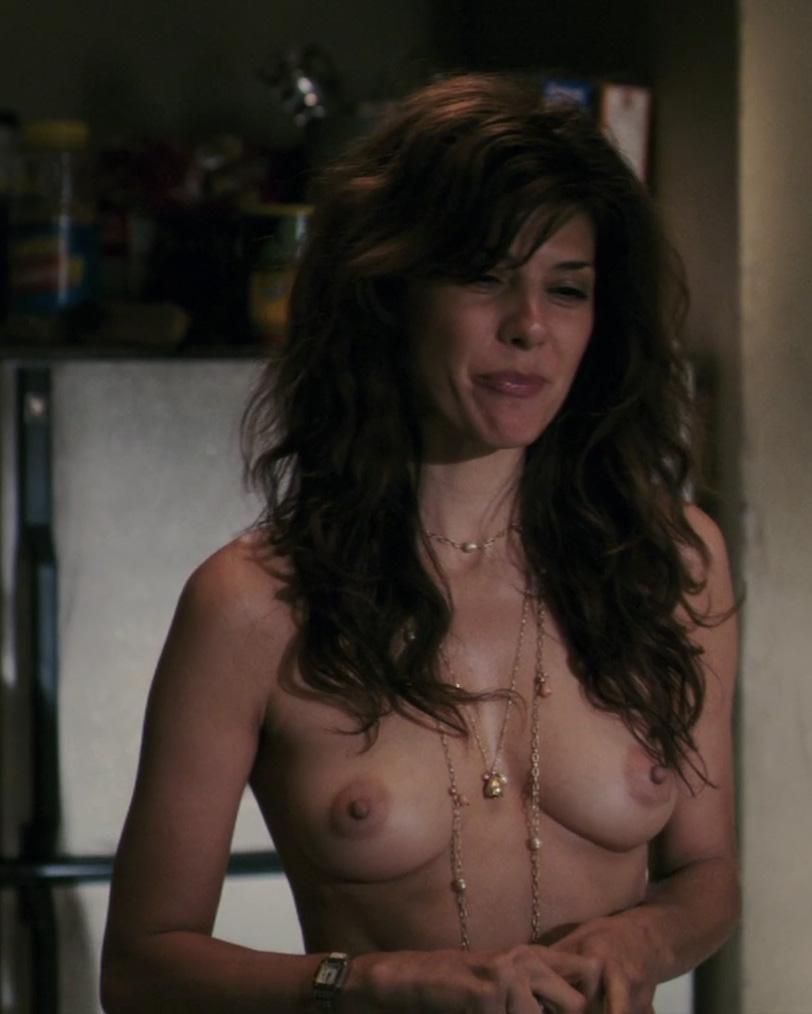 Criticising Marisa tomei nude scene