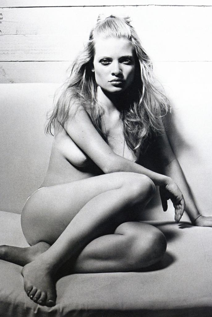фото голая мелани тьерри