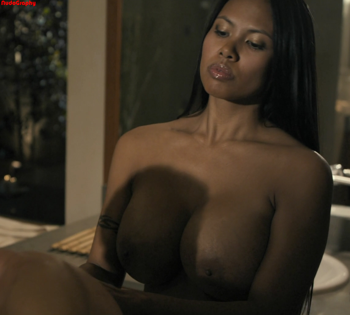 Persia white nude on nudography erotic scene