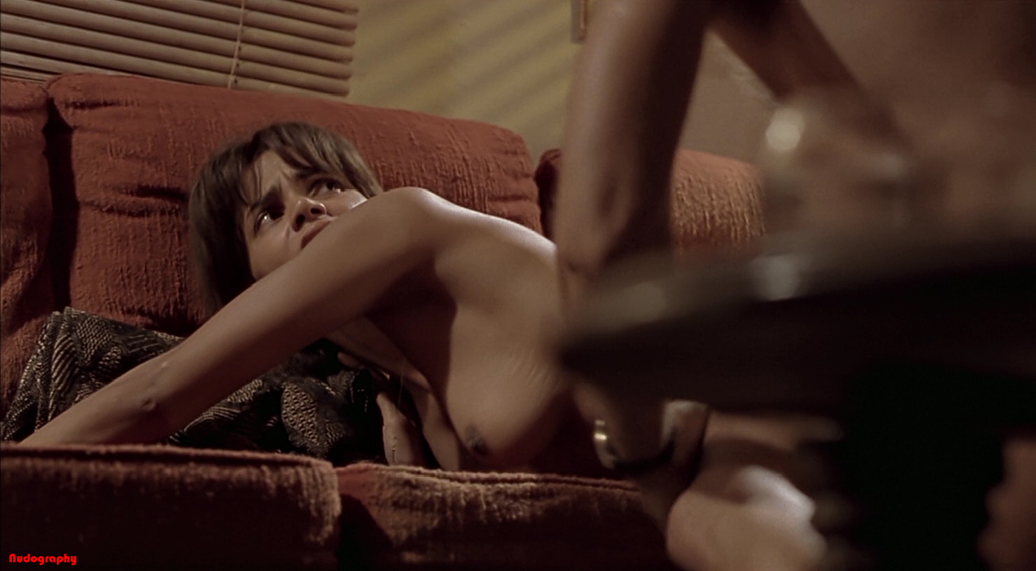 Halle Berry Nude: The Topless Superhero Breakcom