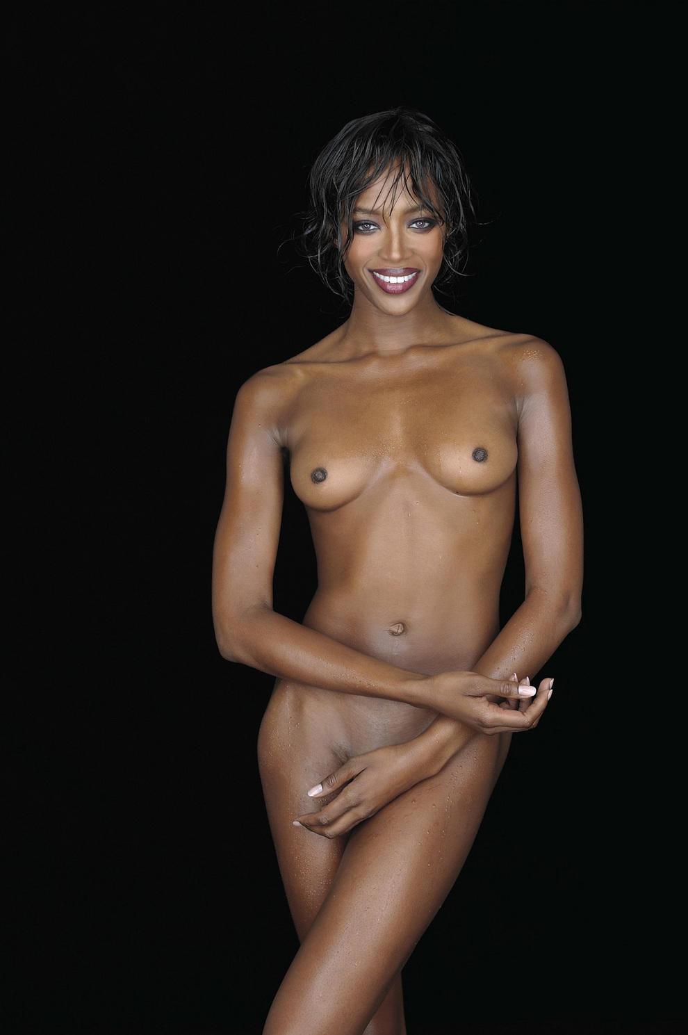 naomi campbell wwe naked