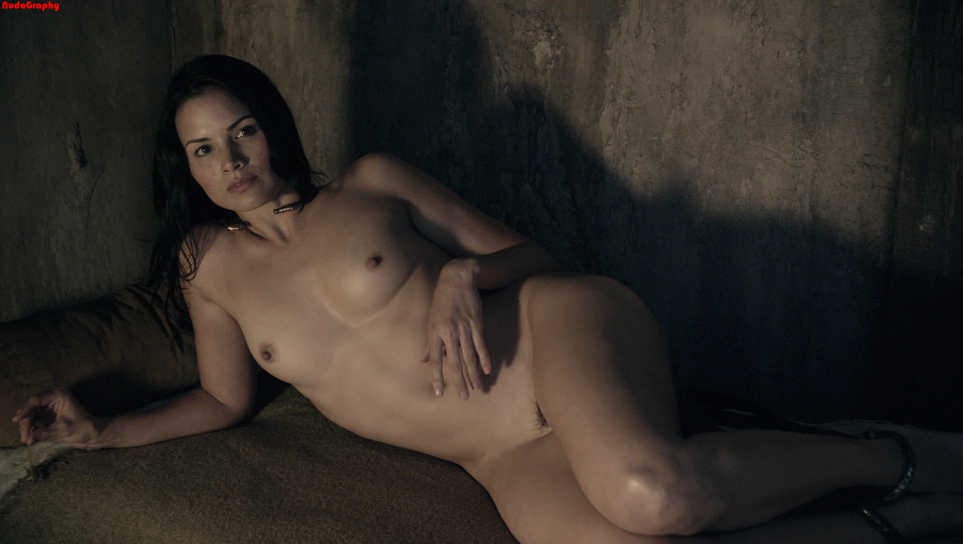 Acher female characters topless pics xxx clip