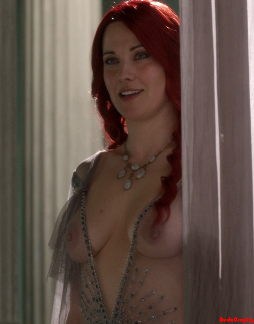 Nude pics of lucy lawless
