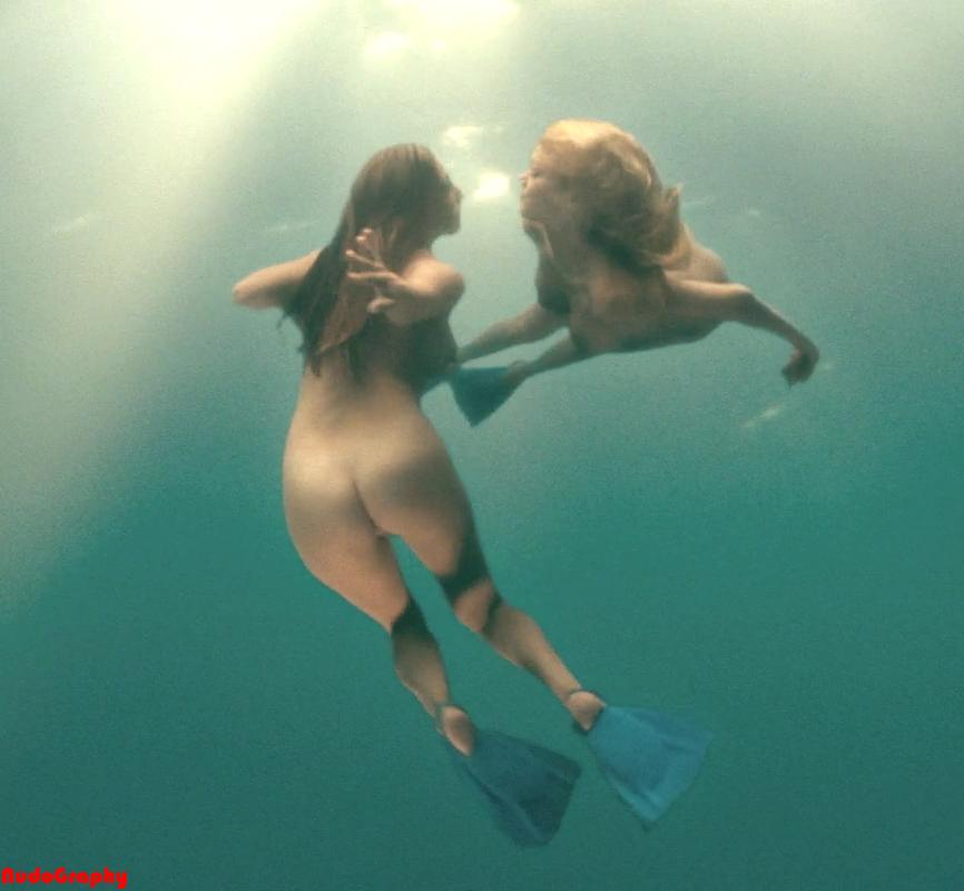 Kelly brook nude scene