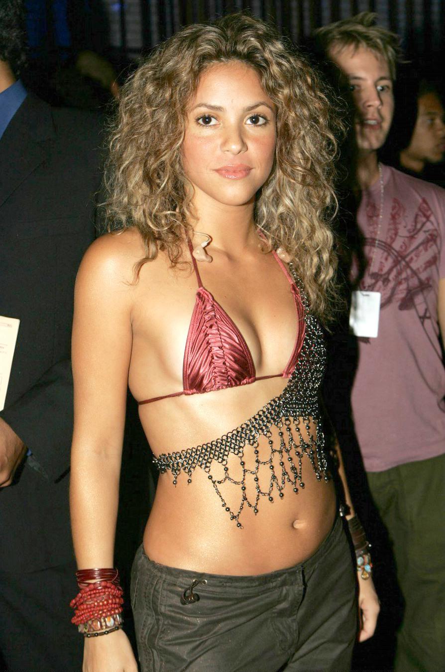 Шакира обнаженный виде 3 фотография