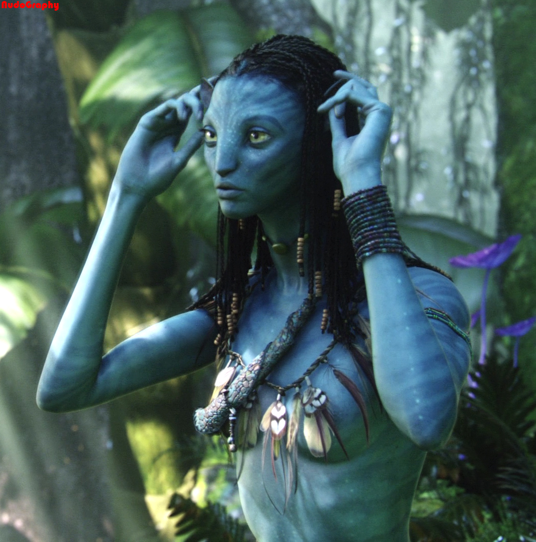 Avatar Nackt